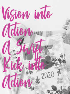 Is 2020 going to be your year? Well, to do that you need a plan. Need help to craft that plan? Join me for The Purple Teacup's Vision Into Action Bootcamp! new year, resolution, business plan, action plan, vision board, 2020 goals, business goals #thepurpleteacup #dowhatyoulove