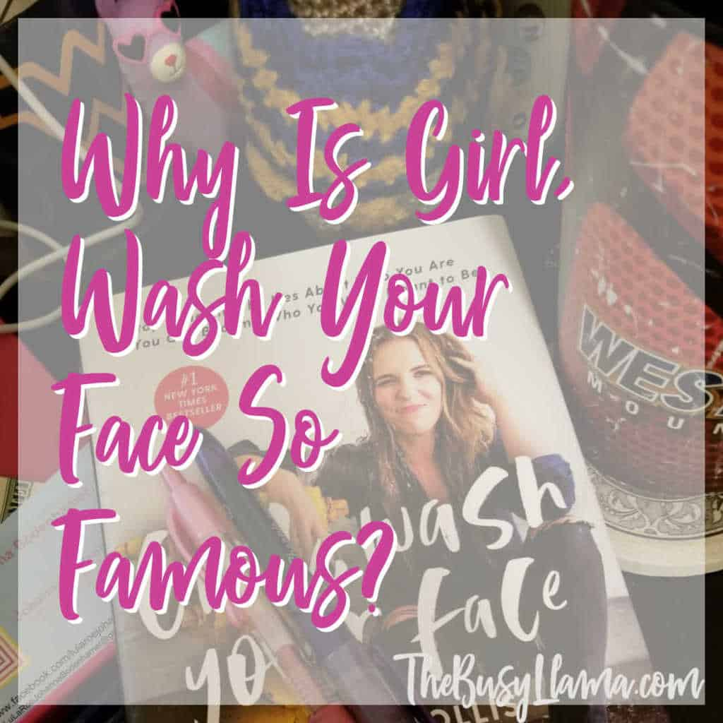 Have you ever wondered why Girl, Wash Your Face is just so gosh darn famous? I did, too. Y'all, I wish I had read it sooner. Find out why! Rachel Hollis, GWYF, self-help, motivation #dowhatyoulove