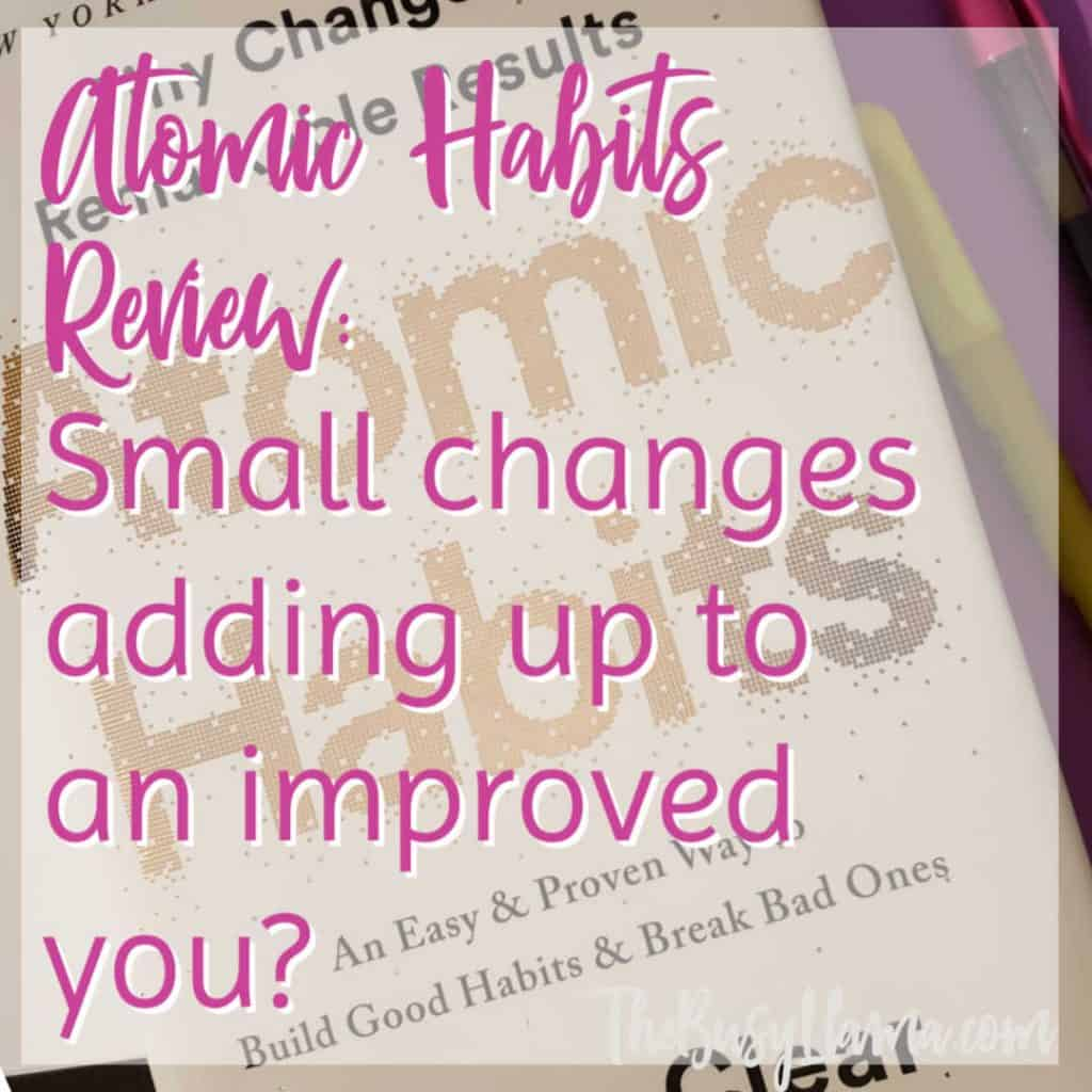 Just another Atomic Habits review blog post, aren't there already a bunch of those? Sure! But, it is a bit more than that! Want to find out? Then let's go! James Clear, good habits, self-improvement