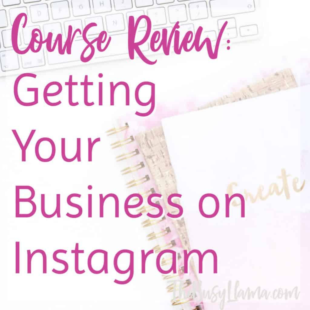Are you on IG for your business? If not, what's holding you back from getting your business on Instagram? If you aren't sure where to start then read on! #dowhatyoulove